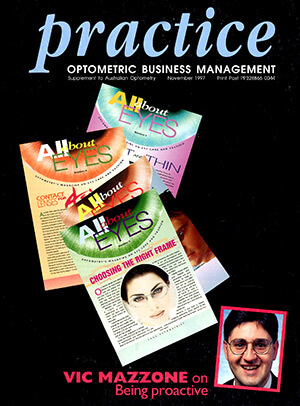 Practice Optometric Magazine